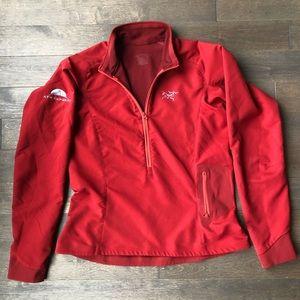 Arcterix Red Shirt